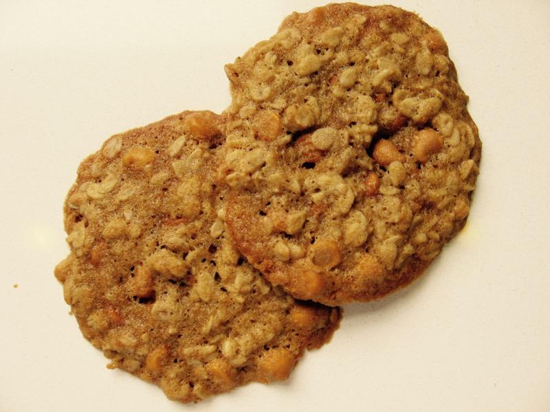 oatmeal scotchies