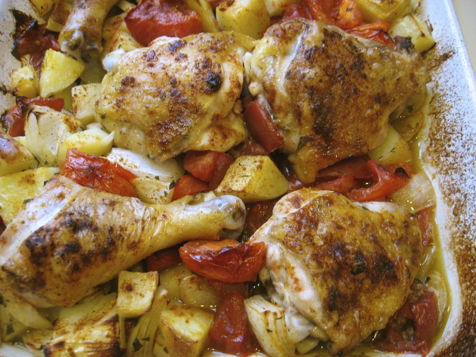 chicken calabrese