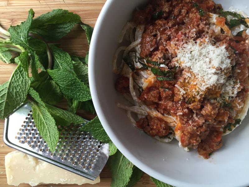turkish spaghetti