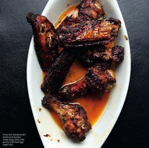 smokestack chicken wings