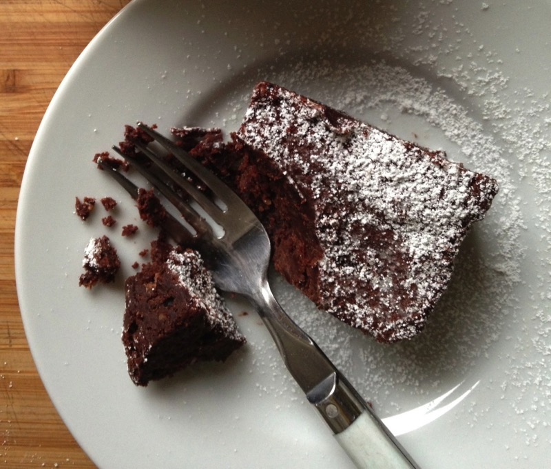 baci brownies