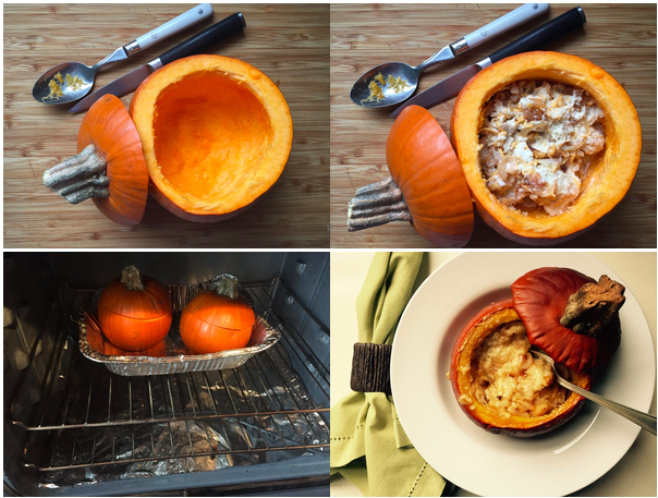 best-ever stuffed pumpkins