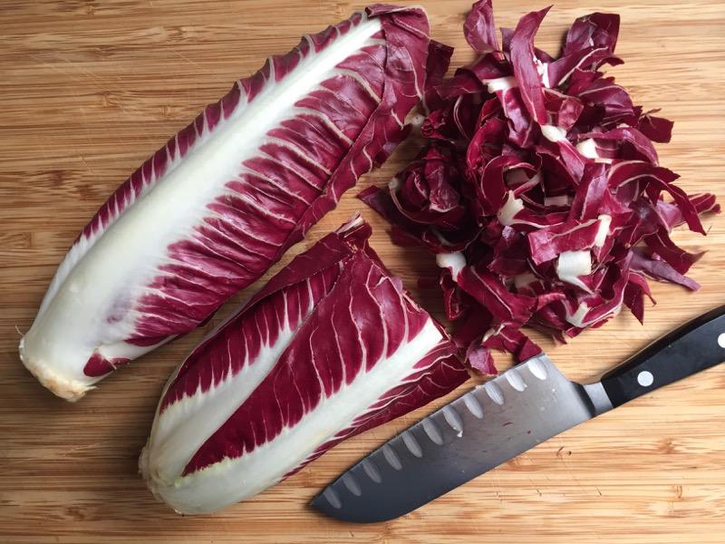 treviso radicchio endive slaw salad